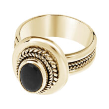 Saxe 18K Gold Plated