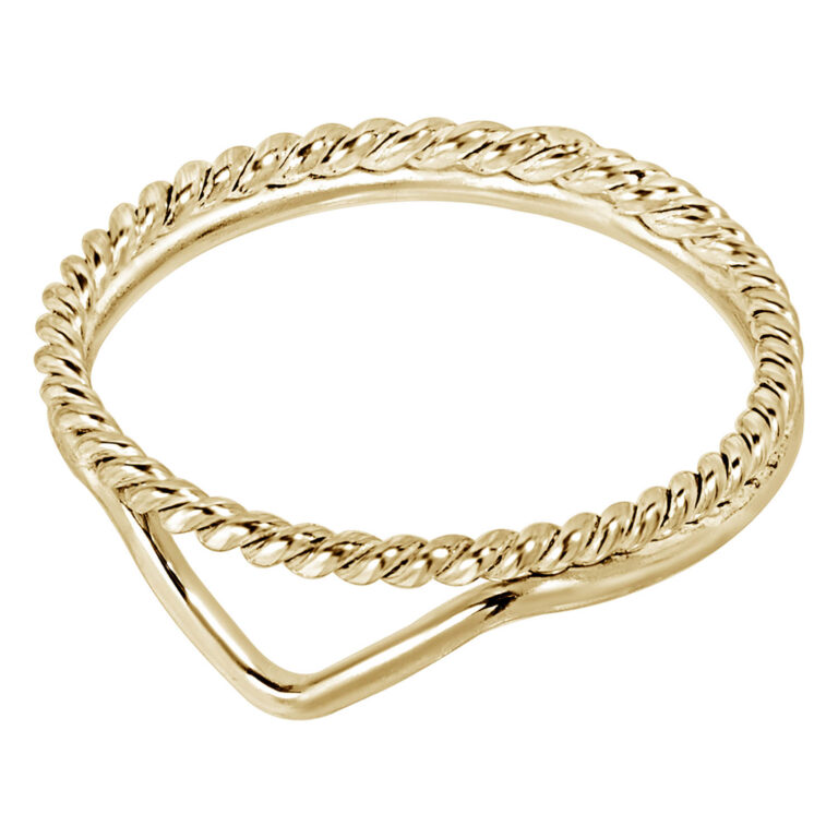 Bianca 18K Gold Plated