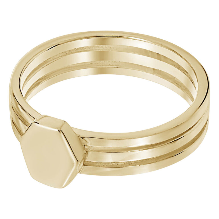 Ciara 18K Gold Plated