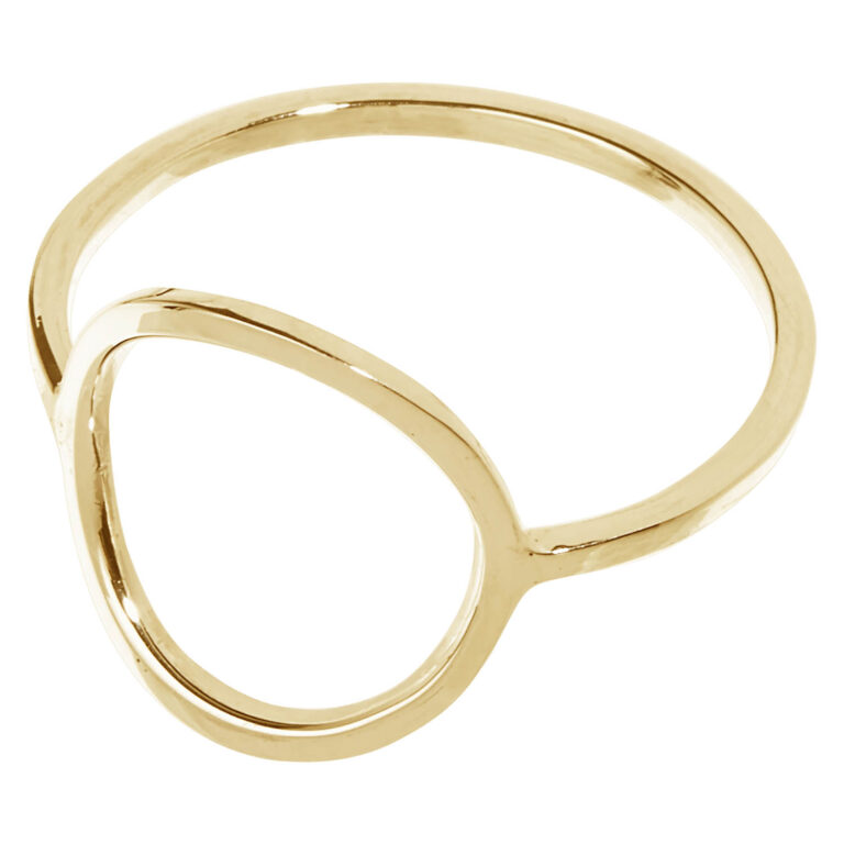 Abel 18K Gold Plated