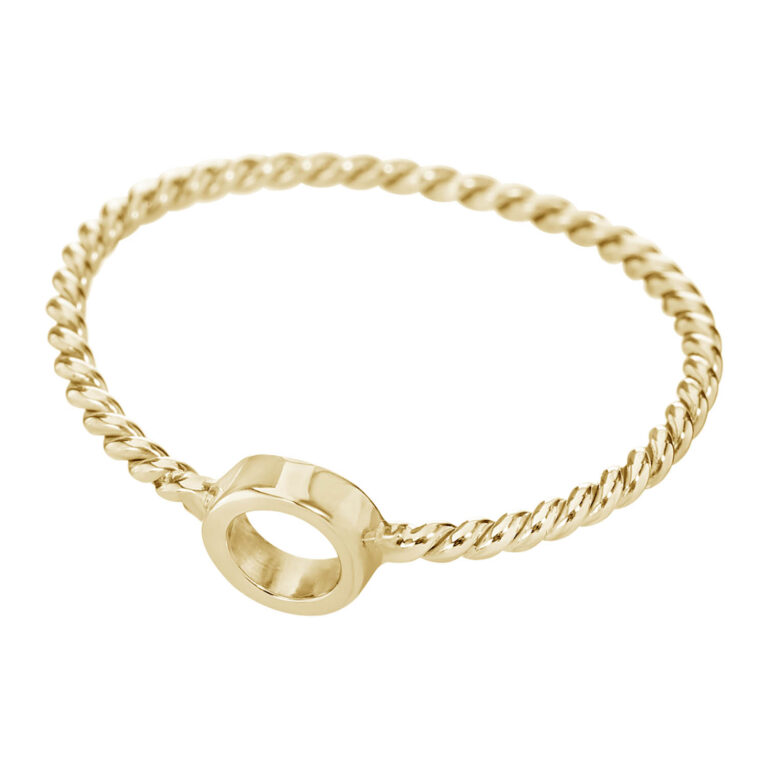 Liene 18K Gold Plated