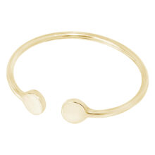 Peg 18K Gold Plated