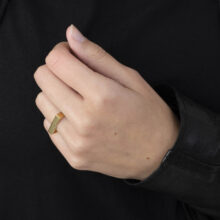 Eila 18K Gold Plated