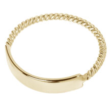 Anic 18K Gold Plated