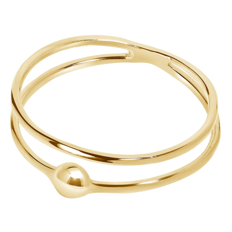 Bjell 18K Gold Plated