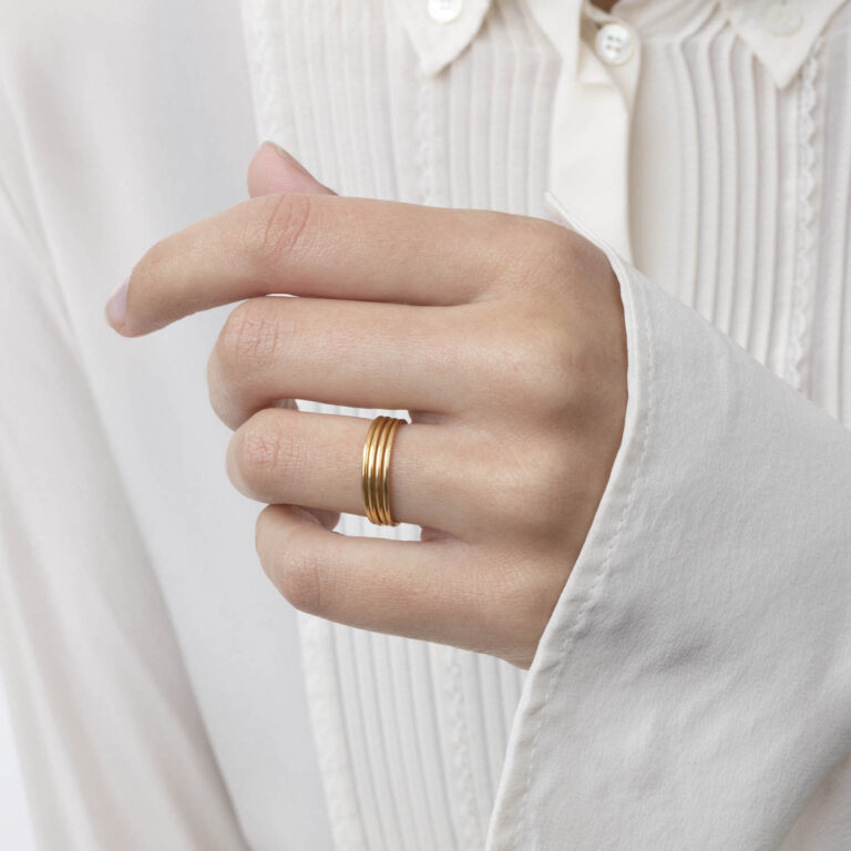 Ezo 18K Gold Plated