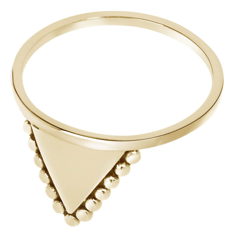 Fimm 18K Gold Plated
